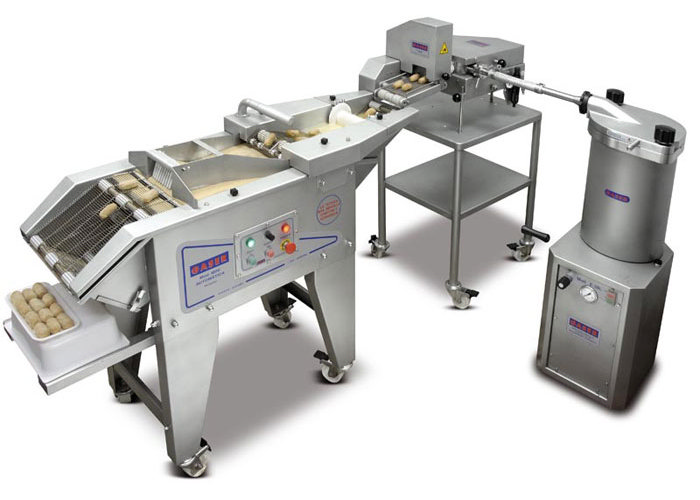 Croquettes production line